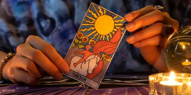 The Sun Tarot Card Meanings: Upright, Reversed & In Love