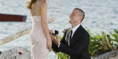 Ashley hebert and JP rosenbaum the bachelorette