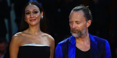 Who Is Thom Yorke's Wife? Details About Italian Actress Dajana Roncione