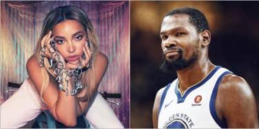 Tinashe and Kevin Durant dating rumors