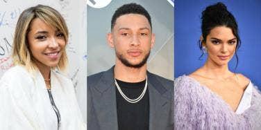 Is Tinashe Stalking Ben Simmons? Details Ben Simmons' Ex Stalking Kendall Jenner