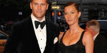 Tom Brady Gisele Bundchen 2012 Met Gala