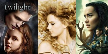 Twilight, Taylor Swift's Fearless, Shadow and Bone
