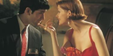 Valentine's Day romantic date