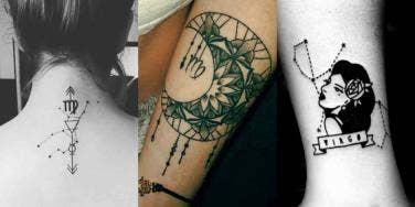 virgo tattoos zodiac tattoo zodiac sign astrology