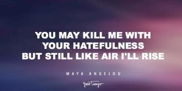 maya angelou vulnerability quote