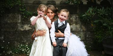 I Have Kids And It's Selfish To Have An Adult-Only Wedding