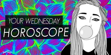 Your Daily Horoscope For Wednesday, August 16, 2017