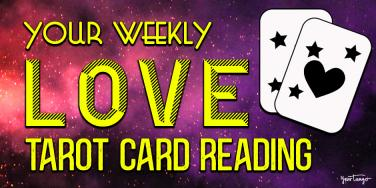 Your Zodiac Sign's Weekly Love Horoscope & Tarot Card Reading For May 25 - 31, 2020
