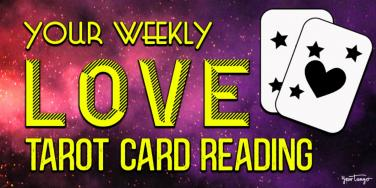 weekly love horoscope tarot card reading