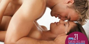 things you can do to improve your sex life together