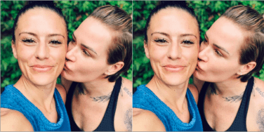 Who Is Ashlyn Harris? New New Details About The Soccer Star Who Just Got Engaged To Fellow Soccer Star Ali Krieger