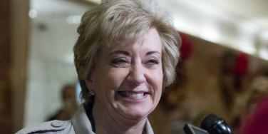 Who Is Linda McMahon's Husband? New Details On Vince McMahon