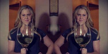 wine amy schumer
