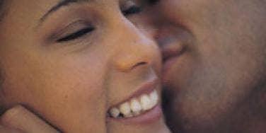 kisssing