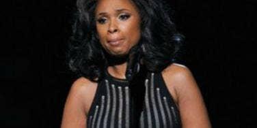 Jennifer Hudson Honors Whitney Houston In Emotional Tribute