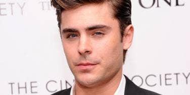 Zac Efron hair