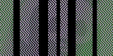 If You See A Hidden Image In These Zig-Zag Lines, You Have A Genius IQ