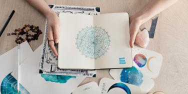 Your Zodiac Sign's Life Purpose, According To Your North Node
