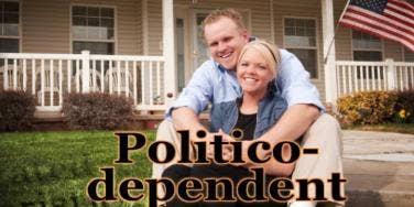 politico-dependent couple