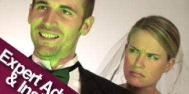 bride and groomzilla