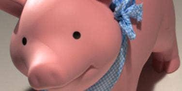 save relationship money piggy bank job loss
