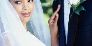 arranged marriage bride looking away