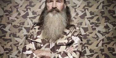 Duck Dynasty, Phil Robertson