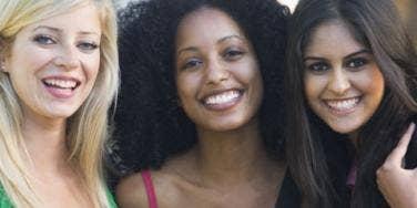 women celebrate women's history month 2012