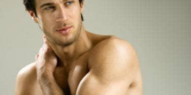 hot shirtless guy