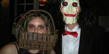 Couples' Halloween Costume Contest