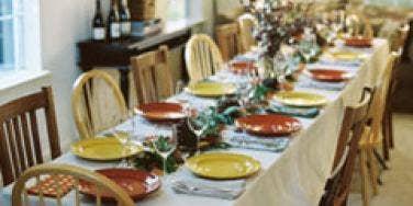 thanksgiving conversation