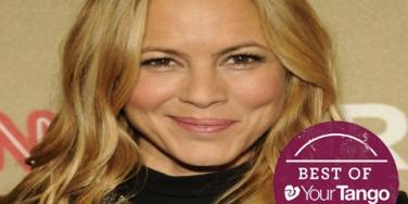 Maria Bello's Anti-Marriage Vows