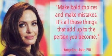Angelina Jolie Inspirational Quotes