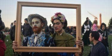 Frida Kahlo halloween costume feminist