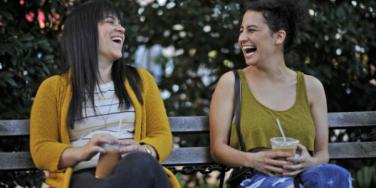 Abbi and Ilana, Stars of 'Broad City'