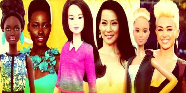 Barbies and Celebs