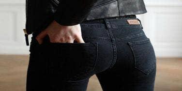 booty hugging