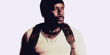 Chad L. Coleman as Tyreese on AMC 'The Walking Dead'