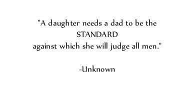 inspirational Father's Day dad quotes