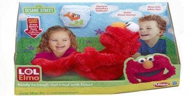 LOL Elmo from Amazon.com