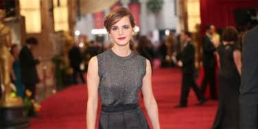 Emma Watson, Prince Harry, Dating