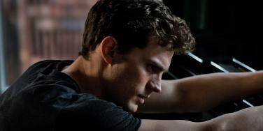 Jamie Dornan as Christian Grey in the '50 Shades Of Grey' movie (Fifty Shades Of Grey)