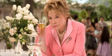Shirley MacLaine, Movie grandmas, Rumor has it