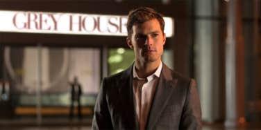 Fifty Shades of Grey, Jamie Dornan, Valentine's Day