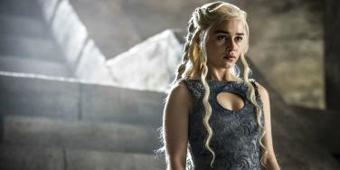 Game of Thrones, Daenerys Targaryen, Emilia Clarke