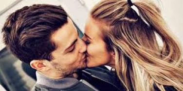 Marriage without dating kiss tips