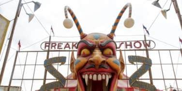 American Horror Story, Freak Show, Jessica Lange