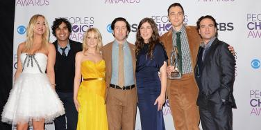 The Big Bang Theory, Jim Parsons, Kaley Cuoco