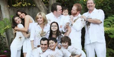 Modern Family, ABC, Emmy